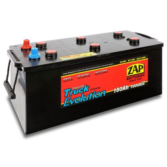 Zap Truck 12 V 180Ah 1000A bal+
